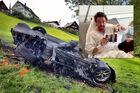 Richard Hammond, The Grand Tour, Unfall, Rimac Concept One, Bergrennen