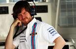 Rob Smedley - Williams - Formel 1 - GP Bahrain - Sakhir - 4. April 2014