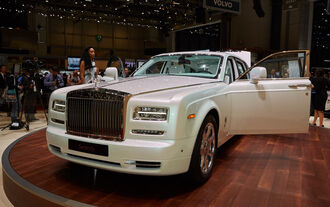 Rolls-Royce Serenity Concept Genf