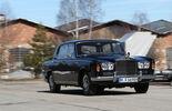 Rolls-Royce Silver Shadow, Frontansicht, Kühlergrill