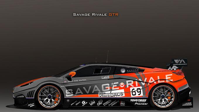 Savage Rivale GTR