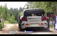 Screenshot - WRC Rallye Finnland 2015 Highlights