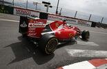 Sebastian Vettel - Ferrari - Formel 1 - GP Monaco - 21. Mai 2015