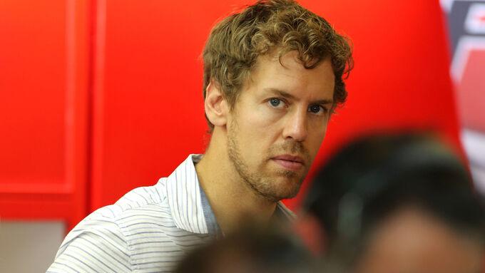 Vettel zum Testverbot