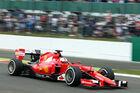 Ferrari nur in dritter Startreihe