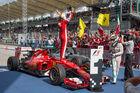 Fahrernoten GP Malaysia