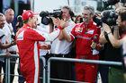 Ferrari-Sieg zur richtigen Zeit