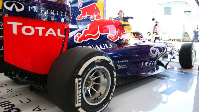 Vettels Problem entdeckt?