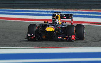 Sebastian Vettel - Red Bull - Formel 1 - GP USA - 15. November 2013