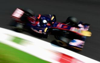 Sebastien Buemi GP Italien Monza 2011