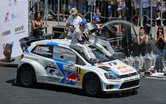 Vorschau Rallye Frankreich