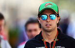 Sergio Perez - Force India - Formel 1 - GP Abu Dhabi - 21. November 2014