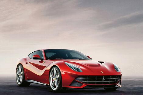 Serienfahrzeuge Supersportler - Ferrari F12 Berlinetta