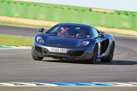 Serienfahrzeuge Supersportler - McLaren MP4-12C