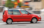 Skoda Roomster, Frontansicht