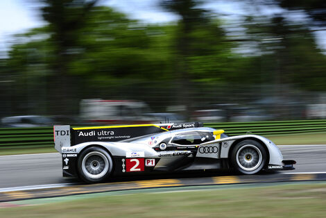 Sonderkategorie Attraktivste Rennserie - FIA / ACO Sportwagen-WM