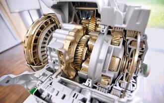 Spartechnologien, Getriebe