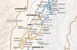 Streckenplan - Paul Pietsch Classic 2014