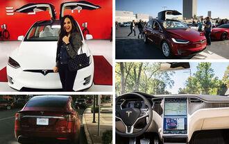 Tesla Model X, Erfahrungen Internet, 01/2016