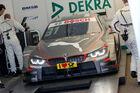 Blomqvist BMW beschlagnahmt