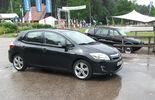 Toyota Auris Hybrid, Seitenansicht