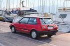 Toyota Corolla Compakt, Heckansicht