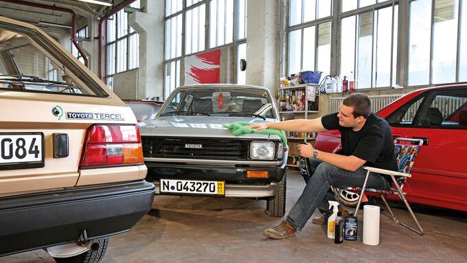 Toyota Tercel, Martin Rammler