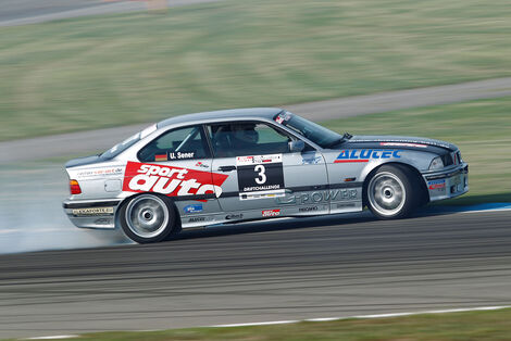 Uwe Sener, Drifter3DriftChallenge, High Performance Days 2012, Hockenheimring
