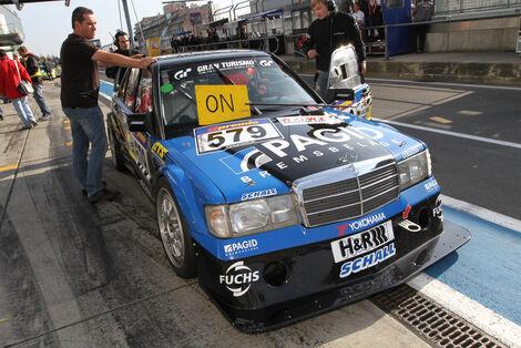 VLN, Langstreckenmeisterschaft, Nürburgring, Startnummer #579