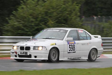 VLN, Startnummer #598, Langstreckenmeisterschaft Nürburgring, 2011