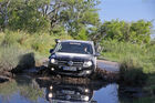 VW Amarok Botswana Okavangodelta