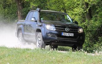 VW Amarok Pickup Seikel 4wf 2011