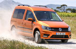 VW Caddy 2.0 TDI BMT 4Motion Beach