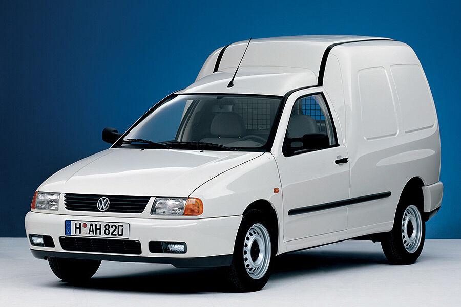 vw caddy ii typ 9u 9kv auto motor und sport. Black Bedroom Furniture Sets. Home Design Ideas