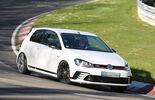 VW Golf GTI Clubsport S Erlkönig