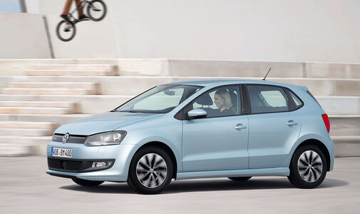 VW Polo Bluemotion 2014, Sperrfrist 24.02.2014