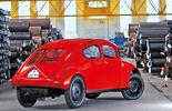 Volks-Wagen Prototyp, Seitenansicht