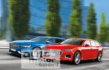 Volvo V90, Audi A6 Avant