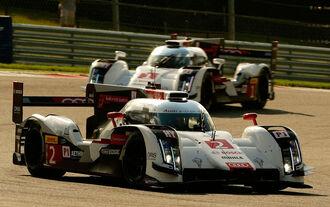 Sportwagen-WM in Austin, Rennen