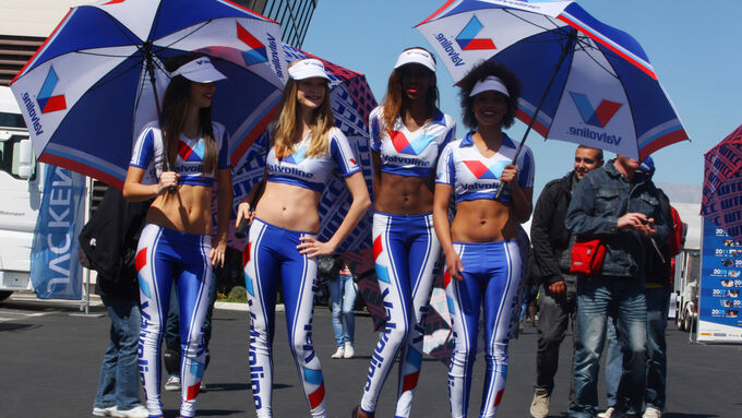 WTCC Girls - Paul Ricard 2014