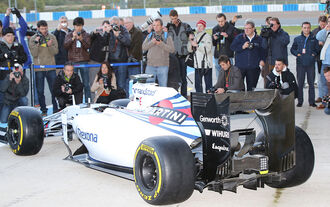Williams FW37 für 2015