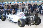 Williams FW37 für 2015