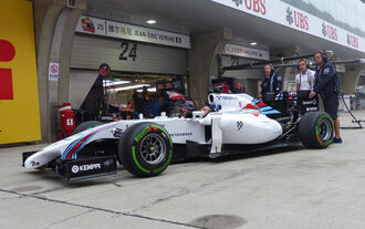 Fotos GP China (Donnerstag)