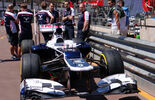 Williams - Formel 1 - GP Monaco - 22. Mai 2013
