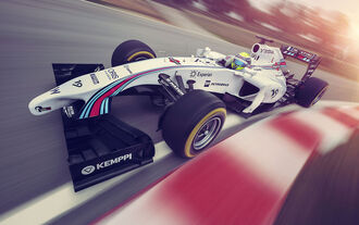 Williams Martini Racing, Formel 1, Felipe Massa, 03/2014