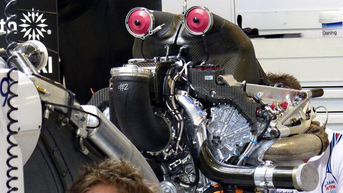 Motoren-Streit eskaliert