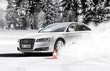 Winterfahrtraining 2014/2015, Audi