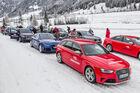 Drift-Party mit Bridgestone und Audi