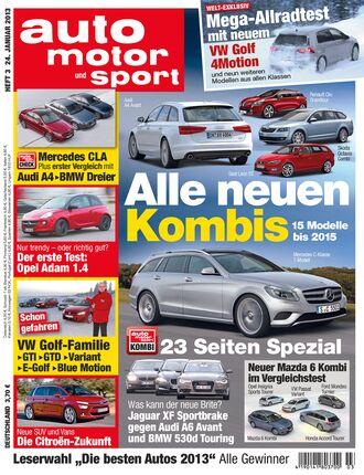 auto motor und sport - Heft 03/2013