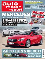 auto motor und sport Heft 15/2011